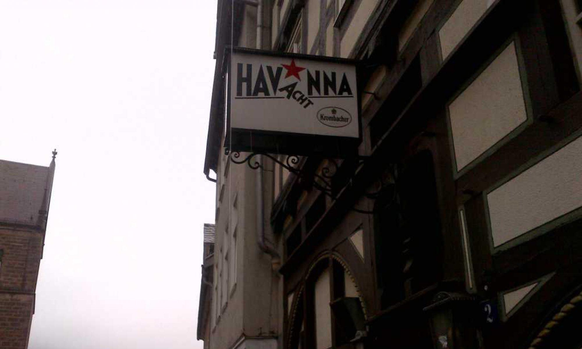 Das Havanna8 bleibt!
